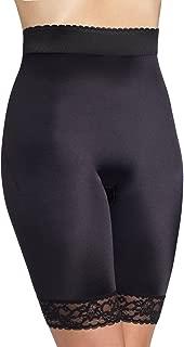Women's Plus-Size Hi Waist Bike Shaper, Black, 5X-Large (40)