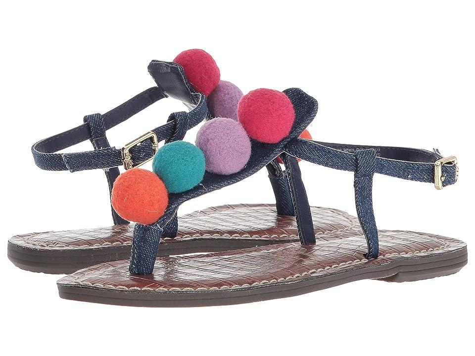 Circus by Sam Edelman Kids Gigi Gabe (Little Kid/Big Kid) (Denim) Girl