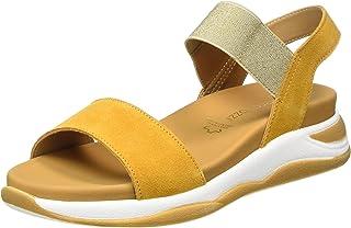 MARCO TOZZI 2-2-28149-24, Sandali con Cinturino alla Caviglia Donna