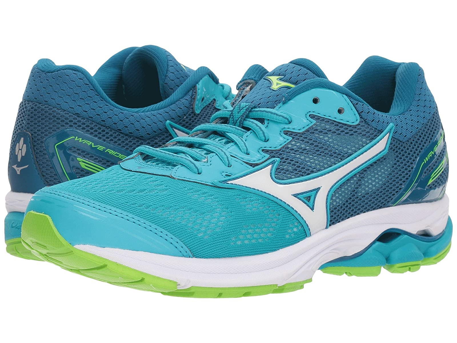 Mizuno Wave Rider 21Atmospheric grades have affordable shoes