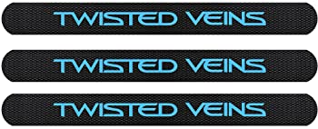 Twisted Veins HDMI Cable 6 ft, 3-Pack, Premium HDMI Cord Type High Speed with Ethernet, Supports HDMI 2.0b 4K 60hz HD...