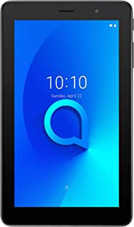 "Tablet Alcatel Negro 1T 7"" Wi-Fi, MEMORIA 1+16GB, CAMARA, WIFI, BLUETOOTH"