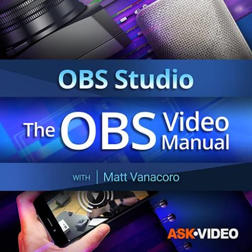 top 10 production switchers Ask.Video OBS Video Manual for OBS Studio