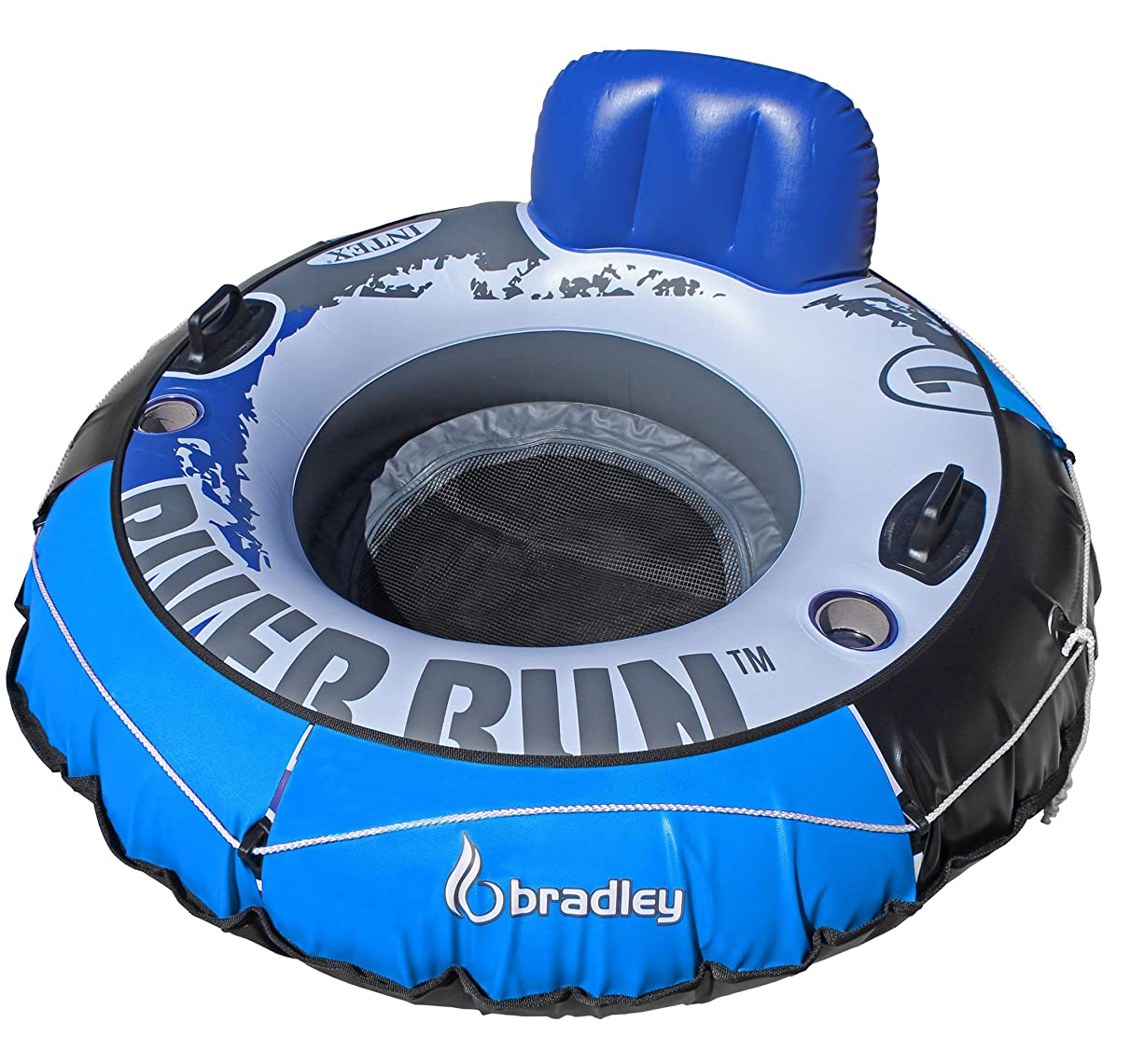 Heavy Duty River Tube Cover   Compatible with Intex River Run, Bestway Rapid Rider & Most 53
