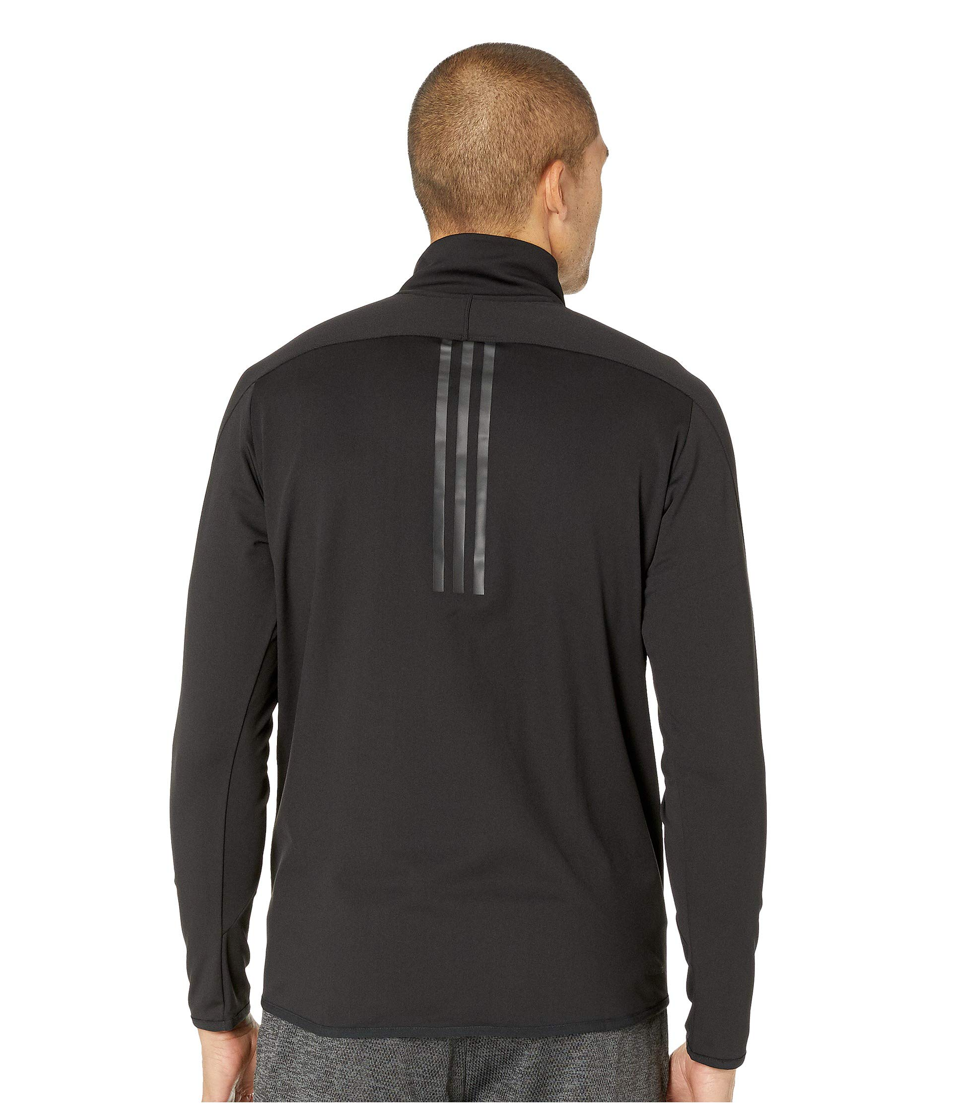 1 Transition 4 Black Zip Adidas Ultimate Shirt E1q5OERw