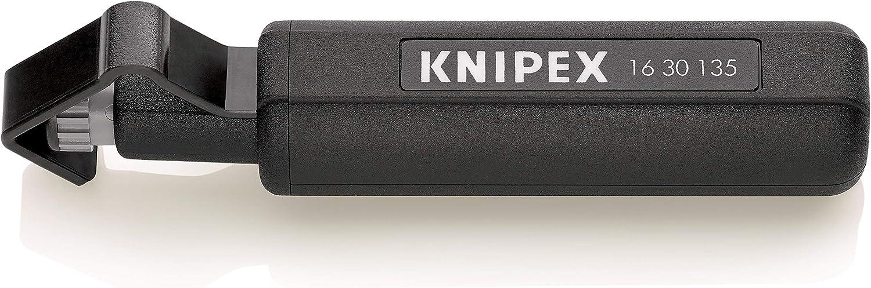 KNIPEX Pelamangueras para corte en espiral (135 mm) 16 30 135 SB