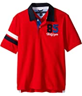 Tommy Hilfiger Kids - Harvey Pique Polo (Big Kids)