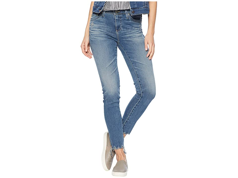 AG Adriano Goldschmied Leggings Ankle in 23 Years Limelight (23 Years Limelight) Women's Jeans, Blue