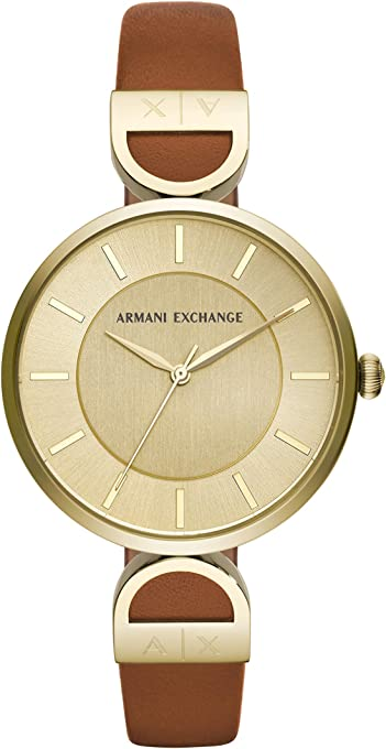 Armani Exchange Women's AX5324 Analog Quartz Multicolour Watch