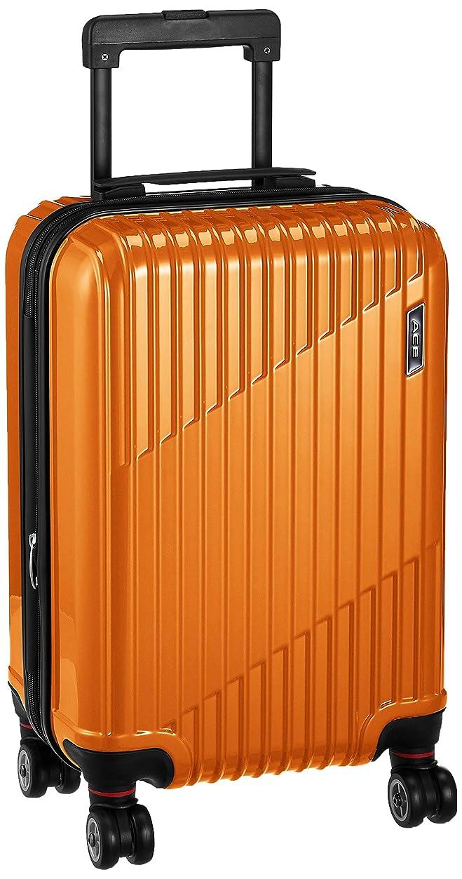 エンティティ財団反映する[エース] スーツケース クレスタ エキスパンド機能付 06316 機内持込可 39L
