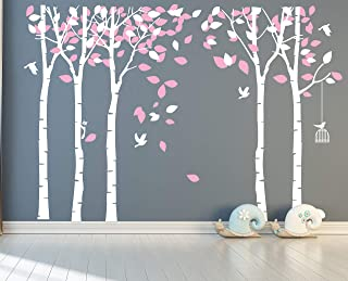 Giant Jungle Tree Wall Decal Removable Vinyl Sticker...