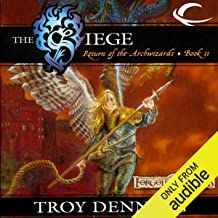 The Siege: Forgotten Realms: The Return of the Archwizards, Book 2