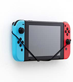 Nintendo Switch Console Wall Mount (Blue/Red)