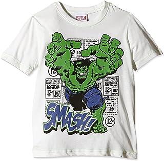 thedifferent T-Shirt Manica Lunga Unisex Bambino Bambina Ho Il Pollice Verde Hulk Bianco