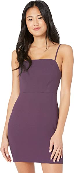 Cocktail Cami Mini Woven Dress
