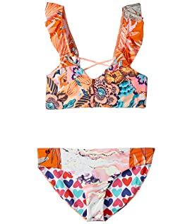 Tropic Cay Bikini (Toddler/Little Kids/Big Kids)