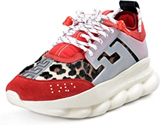 Best versace chain reaction sneakers for cheap Reviews