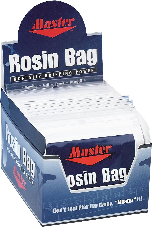 Rosin Pak Box of 12 by Master