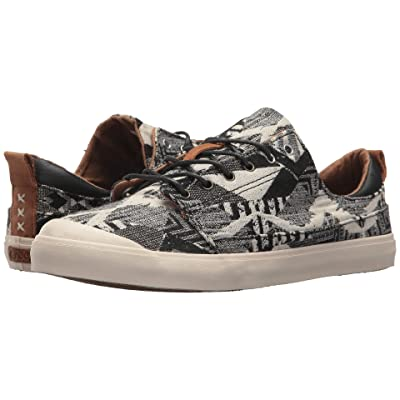 Reef Walled Low TX (Black Ikat) Women