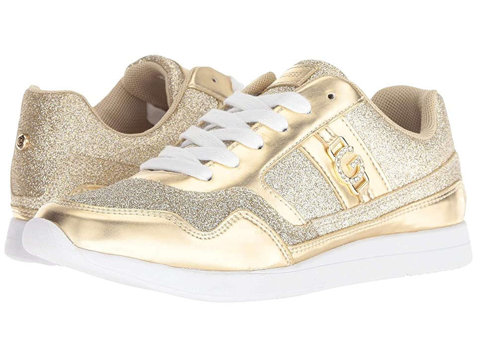 44dc1c361051 G by GUESS Jinny2 (Light Gold Oro) Women s Shoes