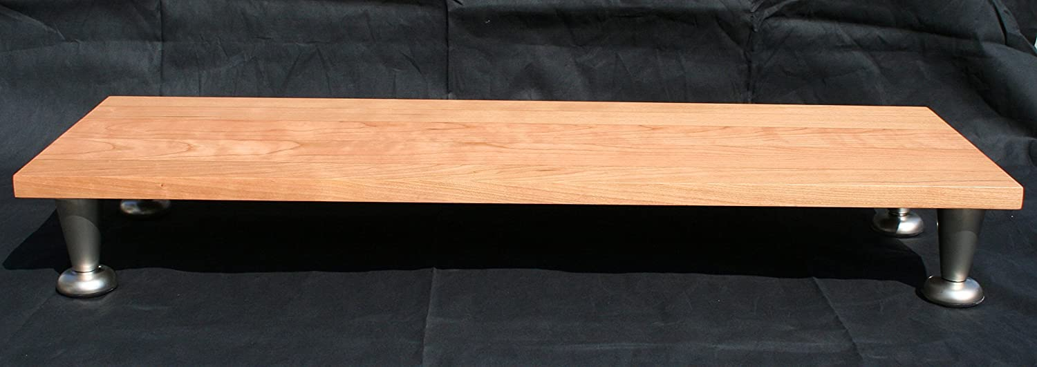 Oak Design Very popular Corporation TV Riser LCD Stand Computer Lowest price challenge LED