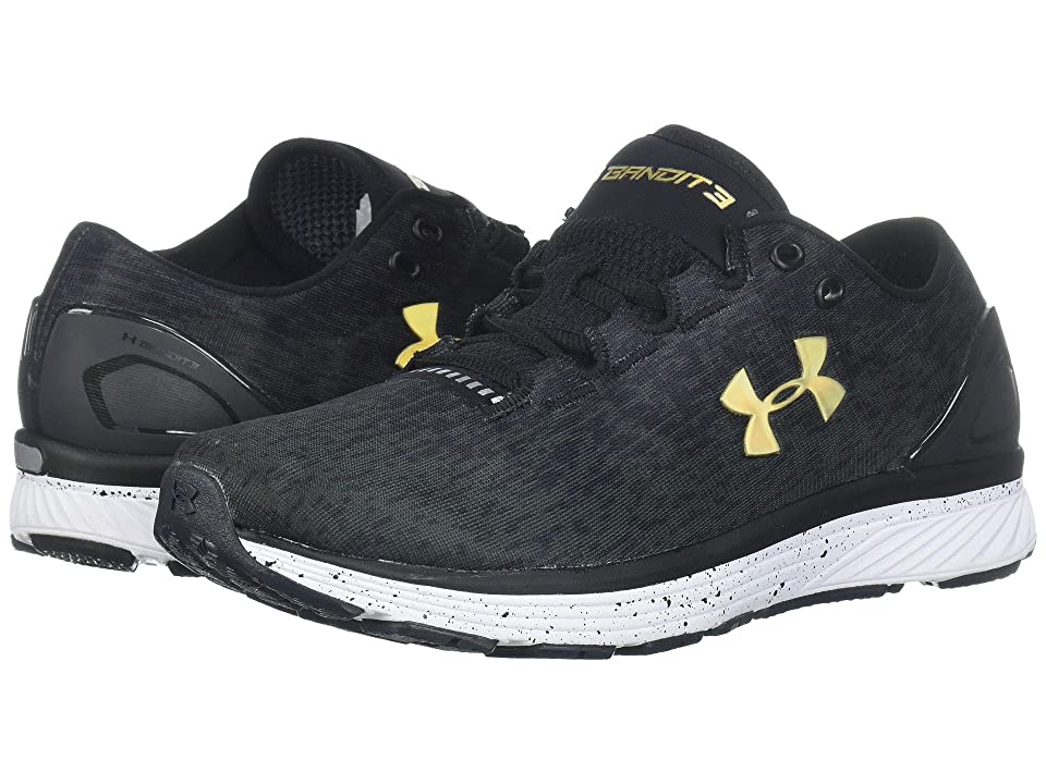 Under Armour UA Charged Bandit 3 Ombre (Black/Anthracite/Tile Blue) Women