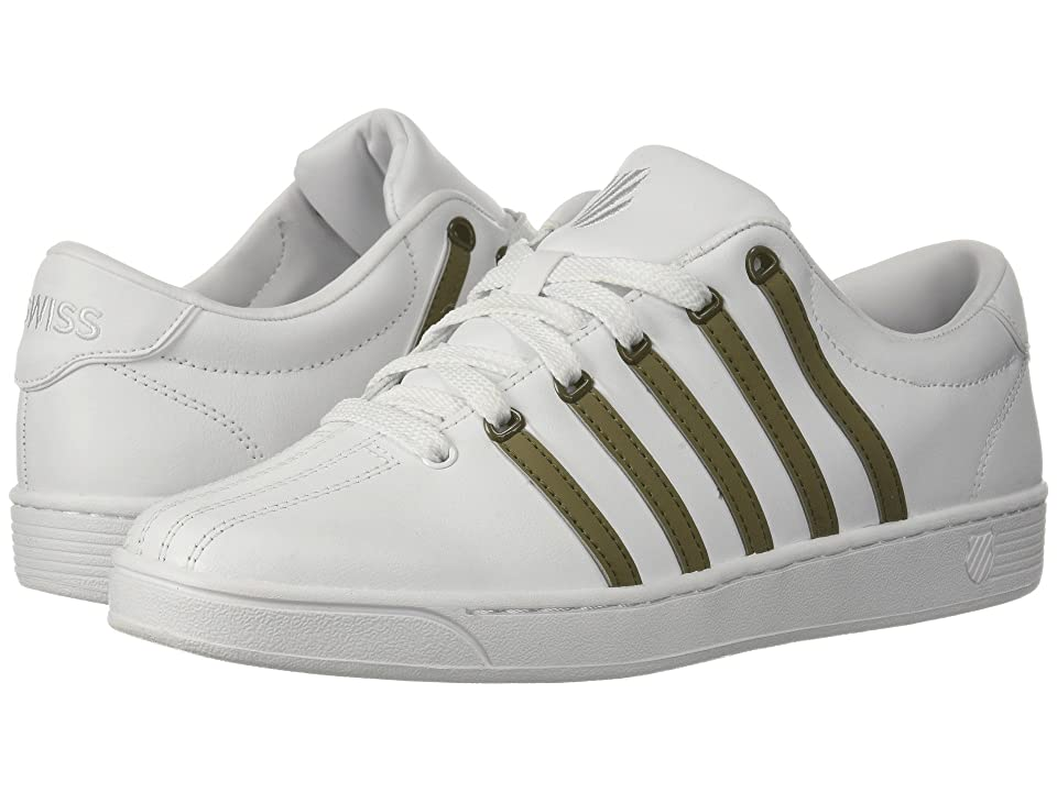 K-Swiss Court Pro II SP CMF (White/Covert Green) Men