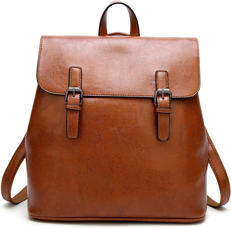 Tery hübsche Rucksäcke Geschenke Mode Damen Schultertasche PU PU PU Leder Rucksack Reisetasche B07FBCTYYF | Neues Produkt  d107a3