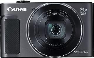Canon Powershot Sx620 Hs Fotoğraf Makinesi, Full HD (1080p), Siyah, 2 Yıl Canon Eurasia Garantili