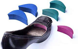 Shoe Filler 3 Sizes Pack Shoes Too Big Inserts for Both Men and Women