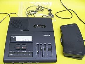 Sony Bm850 Bm-850 Microcassette Transcription Transcriber Machine