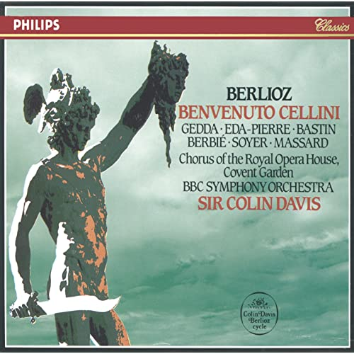 Berlioz: Benvenuto Cellini - Ouverture by BBC Symphony Orchestra and Sir Colin Davis on Amazon Music - Amazon.com