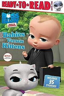 Babies Versus Kittens (The Boss Baby TV)