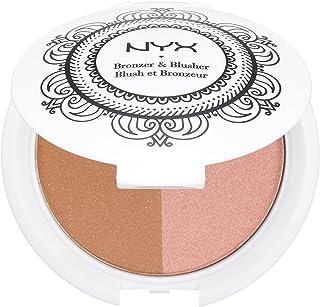 NYX Cosmetics Bronzer & Blusher Combo BBC01 Sunrise in Bali
