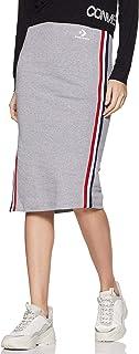 Converse Cotton Pencil Skirt