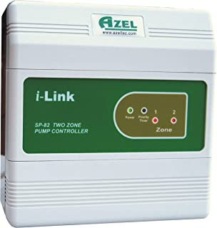 Azel SP-82 Two Zone Switching Relay for Hydronic Radiant Floor Heating Systems