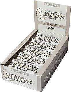 Lifefood Barretta al Cocco - 30 Confezioni da 47 g