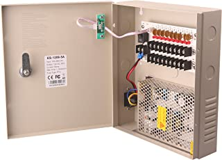5 amp power supply for cctv