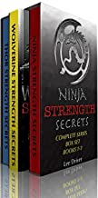 Ninja Strength Secrets Box Set (Books 1-3): Free Weight Training Routines for a Lean Hollywood Body — Complete Series