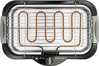Taurus Maxim`s III Barbacoa Eléctrica, Negro