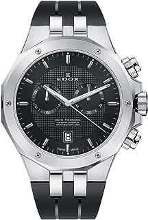 EDOX - Delfin The Original Reloj de Hombre Cuarzo Suizo 43mm 10110 3CA NIN