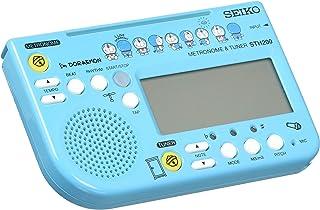 SEIKO セイコー メトロノーム&チューナー I'm Doraemon ドラえもん ブルー STH200DRL