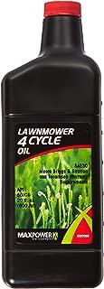 Maxpower 337000 4 Cycle Premium Grade Oil, 20-Ounce