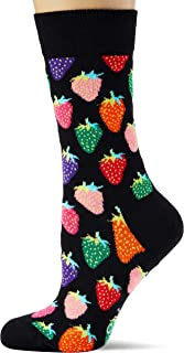 Happy Socks Strawberry Sock Calcetines para Mujer