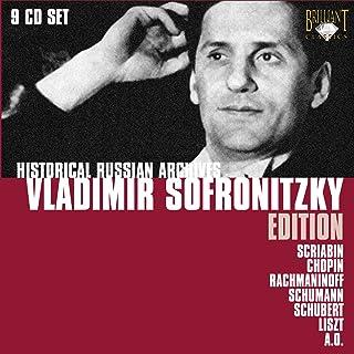 Vladimir Sofronitsky Edit . Box9cd
