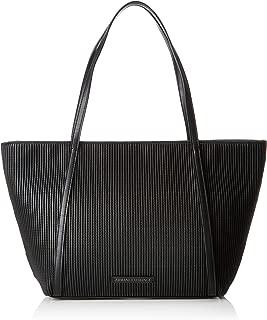 A X Armani Exchange Women's Seasonal Shoulder Bag, nero - black 130