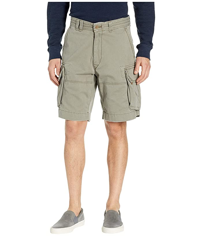 Polo Ralph Lauren Classic Fit Gellar Cargo Shorts (Mountain Green) Men