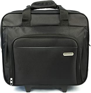 Targus TBR003EU Executive 15.6-16 Inch Laptop Roller Bag - Black