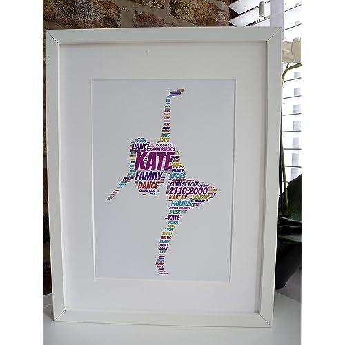 Dancer Gifts Amazon Co Uk