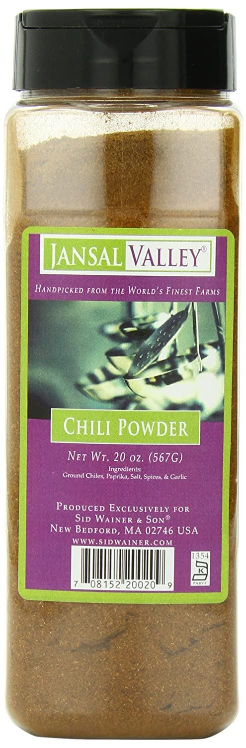 Jansal Valley Chili NEW before selling Ounce 20 Max 52% OFF Powder
